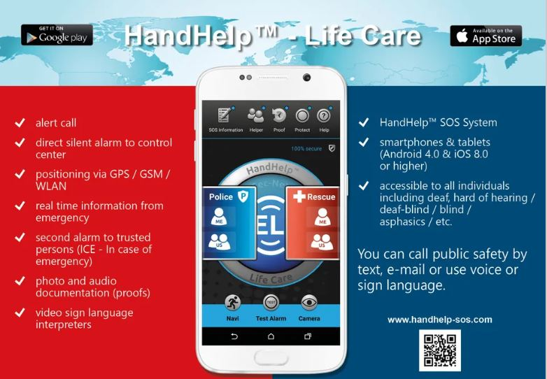 HandHelp Life Care picture